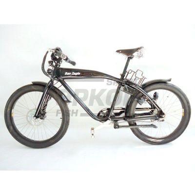 Велосипед SanEagle SE Speed 7SP электрич — купить в городе Владивосток, цена, фото — Эркор-Плюс